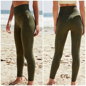 Free People Movement Good Karma High Rise Leggings